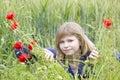 https---www.dreamstime.com-stock-photo-young-girl-poppy-field-lovely-caucasian-teen-morning-image66728086
