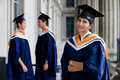 Young Graduates Stock Images