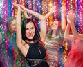 Girls night party Royalty Free Stock Photo