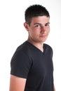 Young male model Lizenzfreie Stockfotografie