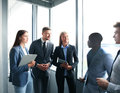 Young professionals Royalty Free Stock Photo