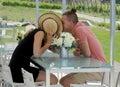 image photo : Young Romantic Couple