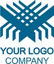 Your company logo Stock Images