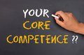 Your core competence question