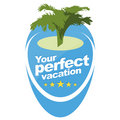 Your perfect vacation Stock Photography