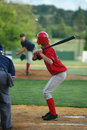 Youth Baseball Royalty Free Stock Photos