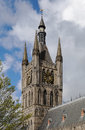 Ypres Cloth Hall, Belgium Royalty Free Stock Photo