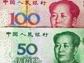 Yuan Royalty Free Stock Image