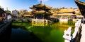 Yuantong Temple Royalty Free Stock Photo