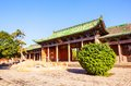 Yuci old town scene confucian temple shrine building taken in the historical chinese the is a city in shanxi china it is near the Royalty Free Stock Images