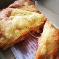 yummy pizza Royalty Free Stock Photo