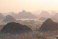 YunNan landscape Royalty Free Stock Photo