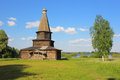 Yuryevo veliky novgorod russia the nature of the churches of the region the sights of great the russian countryside the summer Royalty Free Stock Images