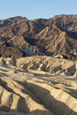 Zabriskie Point landscape Stock Image