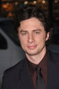Zach Braff Royalty Free Stock Photography