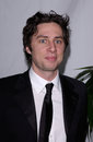 Zach braff feb los angeles ca actor at the writers guild awards in hollywood Royalty Free Stock Photos