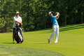 Zach johnson at the memorial tournament in dublin ohio usa Stock Photos