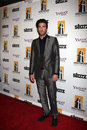 Zachary quinto arriving at the th annuall hollywood film festival awards gala ceremony beverly hilton hotel beverly hills ca Stock Images