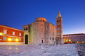 Zadar, Croatia Royalty Free Stock Photo