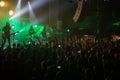 Zagreb, CROATIA - Mart 23, 2017: Children of Bodom, concert in T