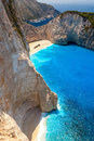 Zakynthos Greece Stock Photography