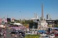 Zamknięcie bangkok Zdjęcia Royalty Free