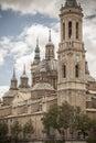 Zaragoza,Aragon,Spain. Royalty Free Stock Photo