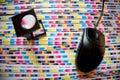 Zarządzanie prepress koloru druku produkcji Zdjęcie Royalty Free