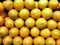 Zbliżenie pomarańcze jako tła Fotografia Stock