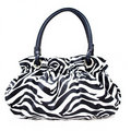 Zebra Purse Royalty Free Stock Photo