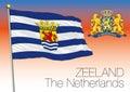 Zeeland regional flag, Netherlands, European union
