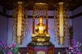 Zen Buddhism stock image