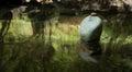 Zen Meditation Landscape. Calm...