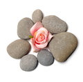 Zen path Royalty Free Stock Photo