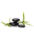 Zen pebbles balance spa and healthcare concept Royalty Free Stock Photo