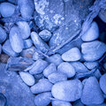 Zen Rocks Royalty Free Stock Photo
