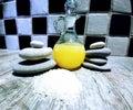 Zen Stones And Bath Crystals