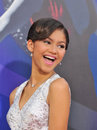 Zendaya at the world premiere of sparkle at grauman s chinese theatre hollywood august los angeles ca picture paul smith Royalty Free Stock Photography