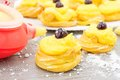 Zeppole for St. Joseph Royalty Free Stock Photography