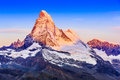 Zermatt, Switzerland. Royalty Free Stock Photo
