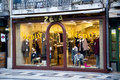 Zeva lisbon london january th the exterior of on january the th in portugal is one of s famous small boutique designer Stock Images