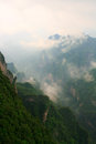 Zhangjiajie national park avatar mountains china Stock Images