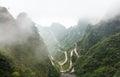 Zhangjiajie National Park ( Ti...