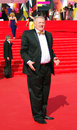 Zhirinovsky at moscow film festival politician vladimir xxxv international red carpet closing ceremony taken on in russia Stock Photography