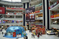 Zhongshan,shopping mall Royalty Free Stock Image