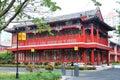 Zhuhai City Cultural Center Royalty Free Stock Photo