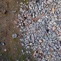 Ziemia i kamień Zdjęcie Stock