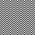 Zig zag seamless geometric pattern.