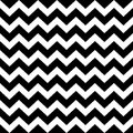 Zig zag simple pattern Royalty Free Stock Photos