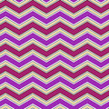 Zigzag pattern Royalty Free Stock Photo